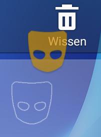 Grindr app verwijderen android
