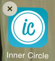 The inner circle account opheffen