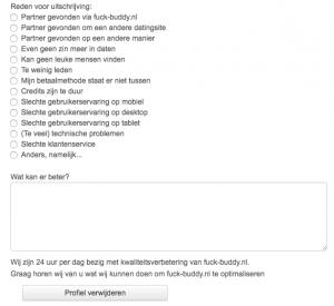 fuck-buddy.nl profiel wissen